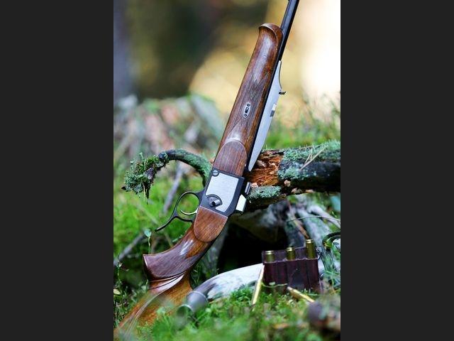 Broń myśliwska 129