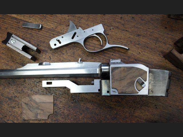 Broń myśliwska 133