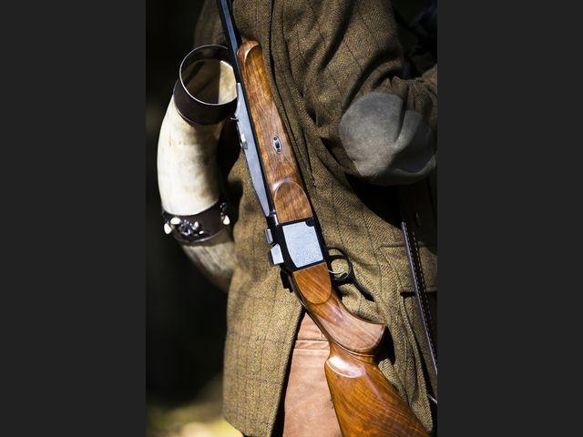 Broń myśliwska 146
