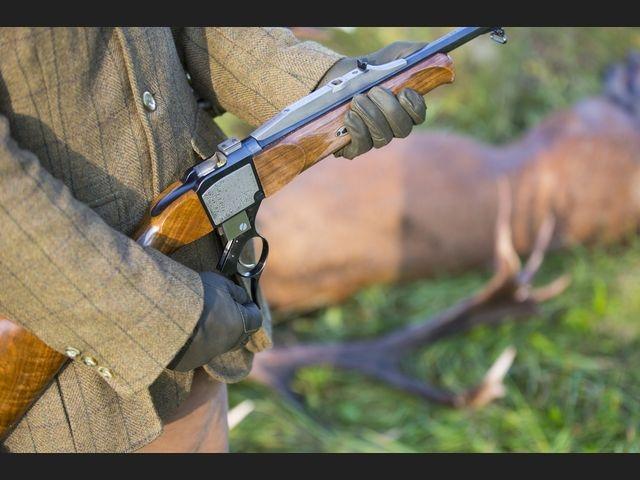 Broń myśliwska 147