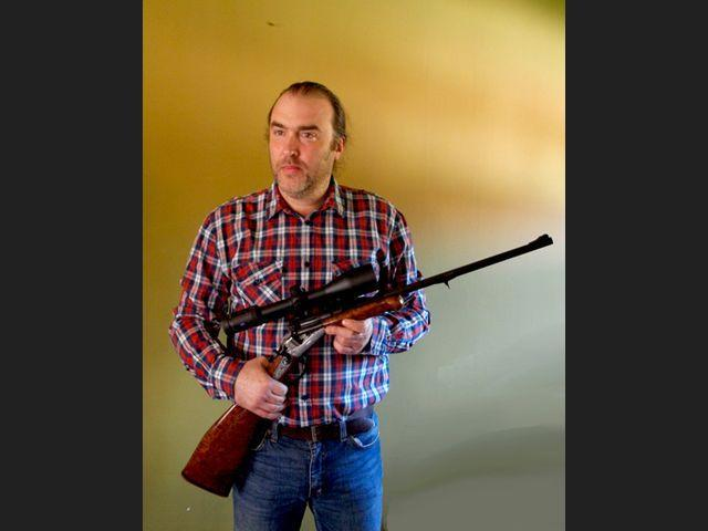 Broń myśliwska 150