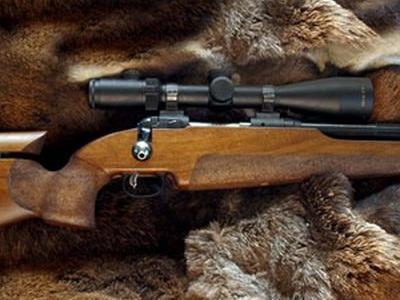 Broń myśliwska 11